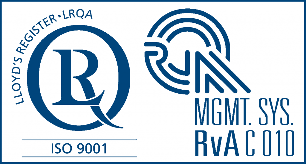 ISO9001_with_RvA_Blue